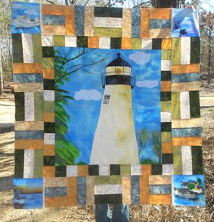 Lighthouse-quilt